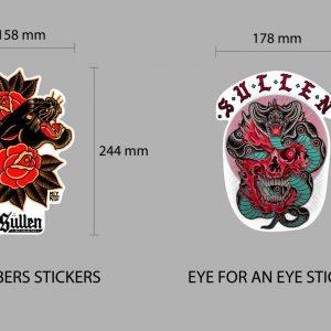 Sullen Sticker Pack