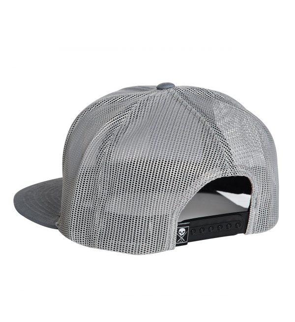 Blockhead Snapback - Grey