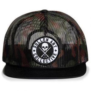 BOH ALL MESH TRUCKER CAMO