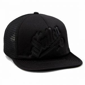 BLAQ LIGHTNING TRUCKER CAP