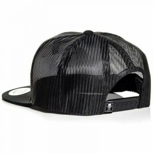 PUSHIN NEEDLES SNAP BACK BLACK