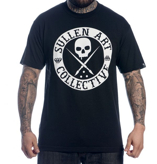 Badge of Honor Solid Mens Tee