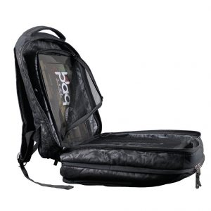 Blaq Paq Backpack - Onyx
