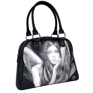 Broken Promises Womens Handbag
