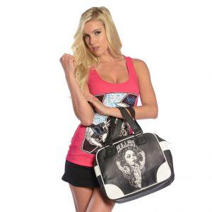 Cali Dreamin Womens Bowler Bag