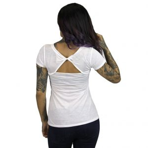 Solstice Womens Twist Back Top