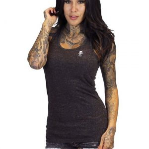 Standard Issue Womens Tank - Black