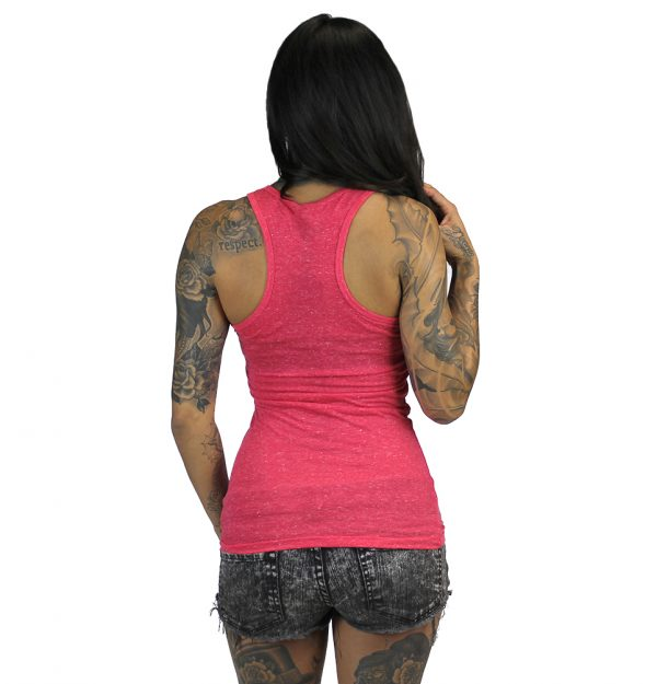 Standard Issue Womens Tank - Pink