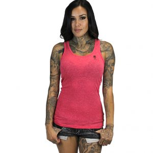 Standard Issue Womens Tank - Pink